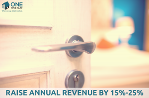 annual revenue for property owners