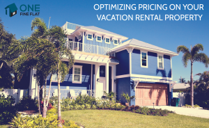 Price Optimization for Vacation Rentals